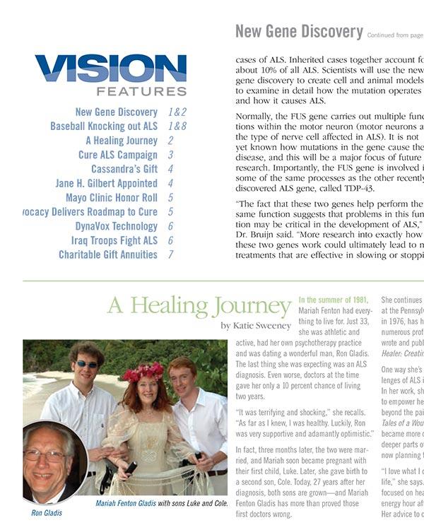 A Healing Journey